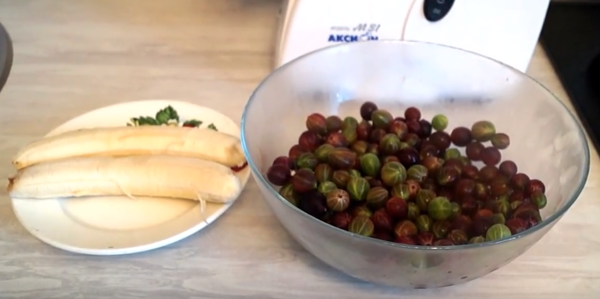 Варенье пятиминутка из крыжовника по вкусным рецептам