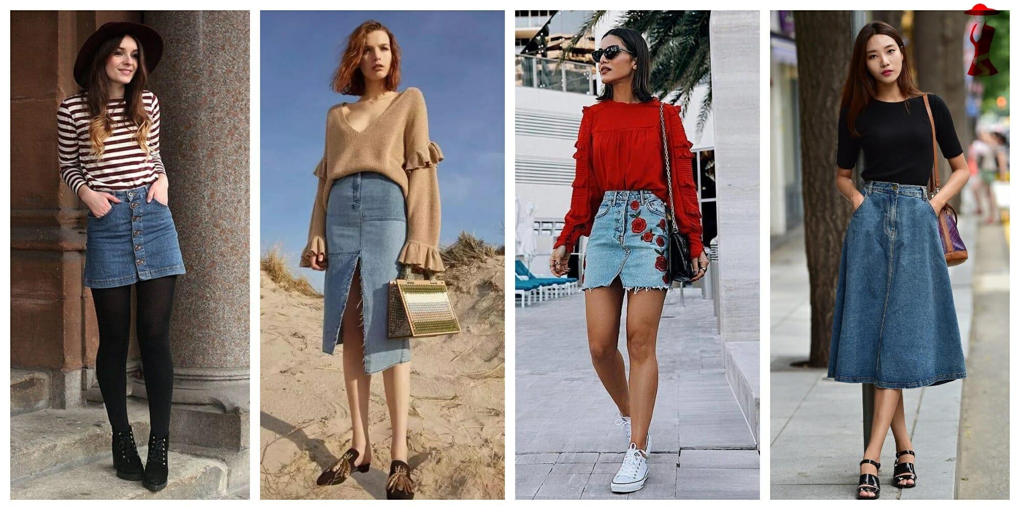 Модные юбки 2021 – фото, тренды, материалы