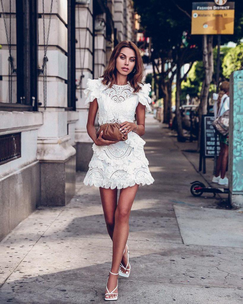 Короткие милые платья
