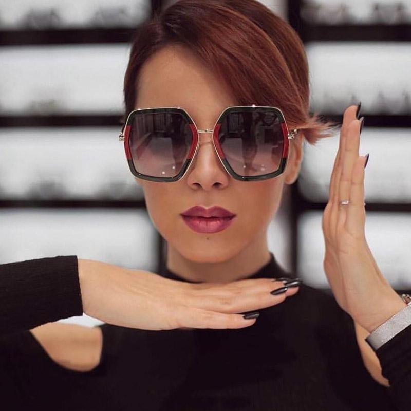Модные женские очки 2021: фото