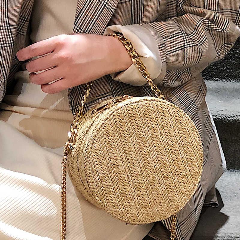 сумка плетенка
