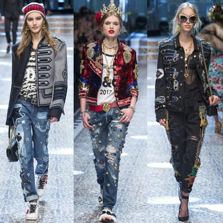 Модные женские джинсы 2021 стиле гранж